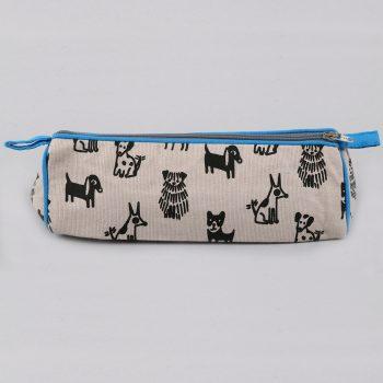 Dog print pencil case | TradeAid