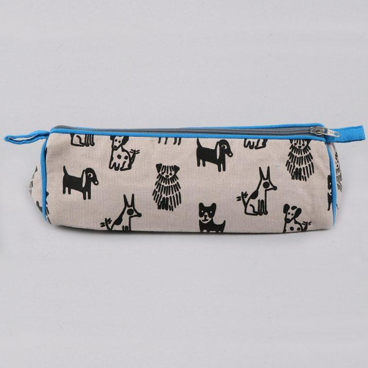 Dog print pencil case | TradeAid