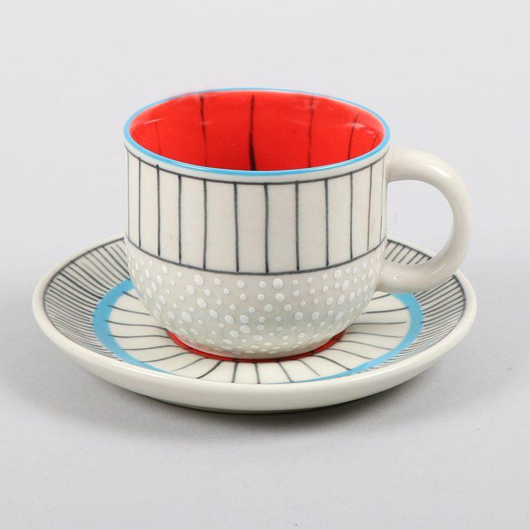 Teacup and saucer | TradeAid