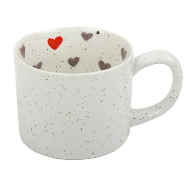 Speckled heart cup | TradeAid