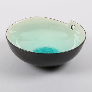 Bowl with chopstick hole | TradeAid