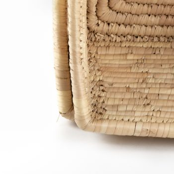 Date palm magazine basket (set of two) | Gallery 2 | TradeAid