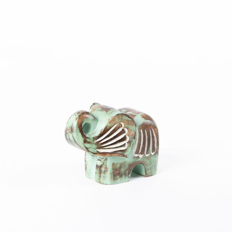 Mangowood elephant statue | Gallery 1 | TradeAid