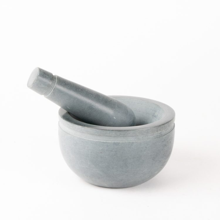 Grooved mortar & pestle | Gallery 2 | TradeAid