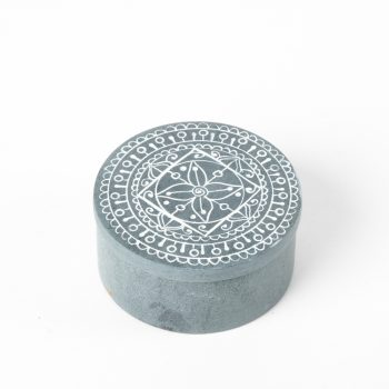Palewa stone mandala box | TradeAid