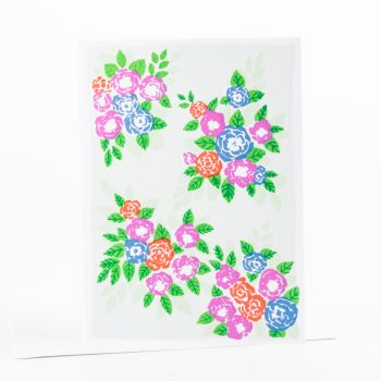 Bunches of flowers card | Gallery 1 | TradeAid