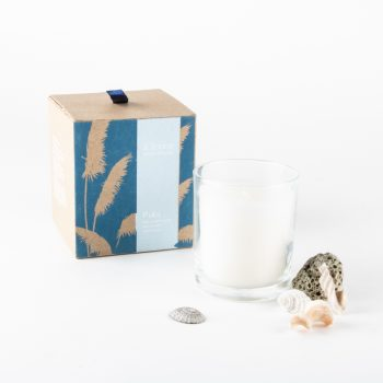 Large piha ocean scented candle | Gallery 1 | TradeAid