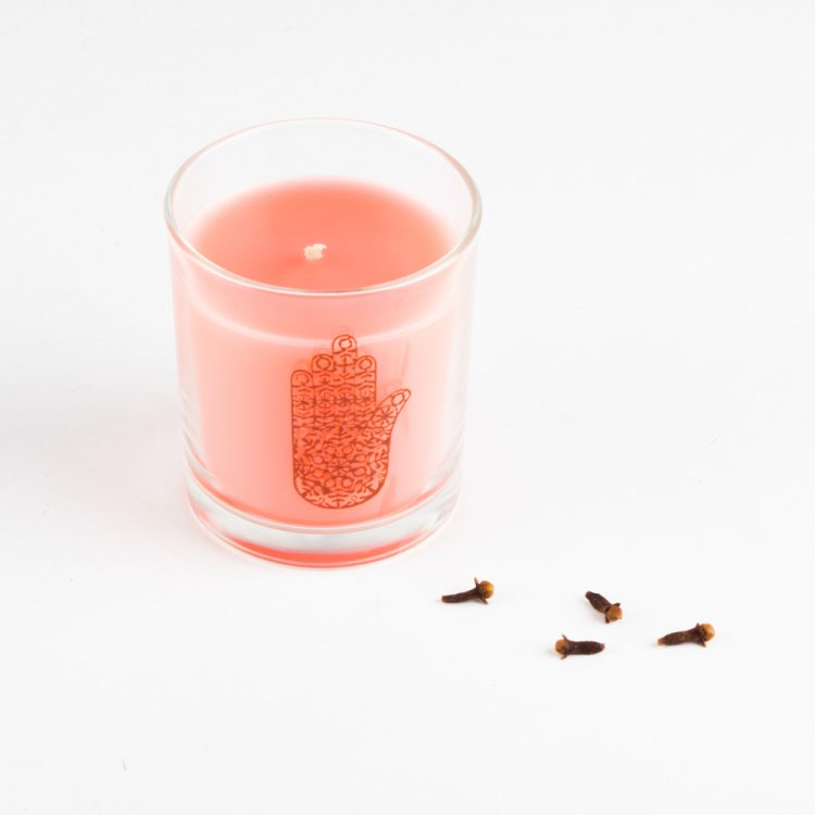 Large bengali spice scented candle | Gallery 2 | TradeAid