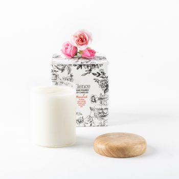 Marrakesh rose soy candle | TradeAid