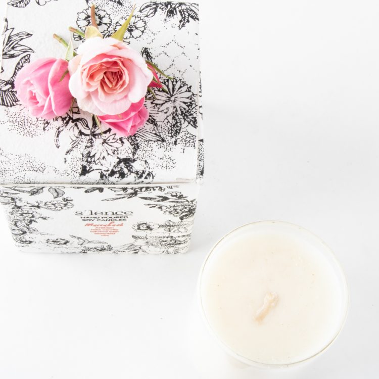 Marrakesh rose soy candle | Gallery 1 | TradeAid