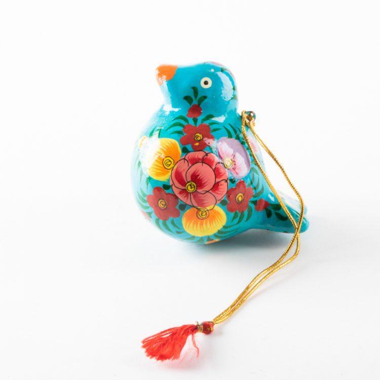 Floral bird hanging | Gallery 1 | TradeAid