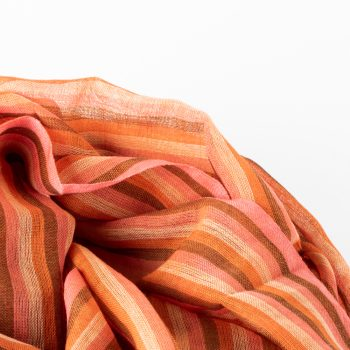 Autumnal wool scarf | Gallery 2 | TradeAid