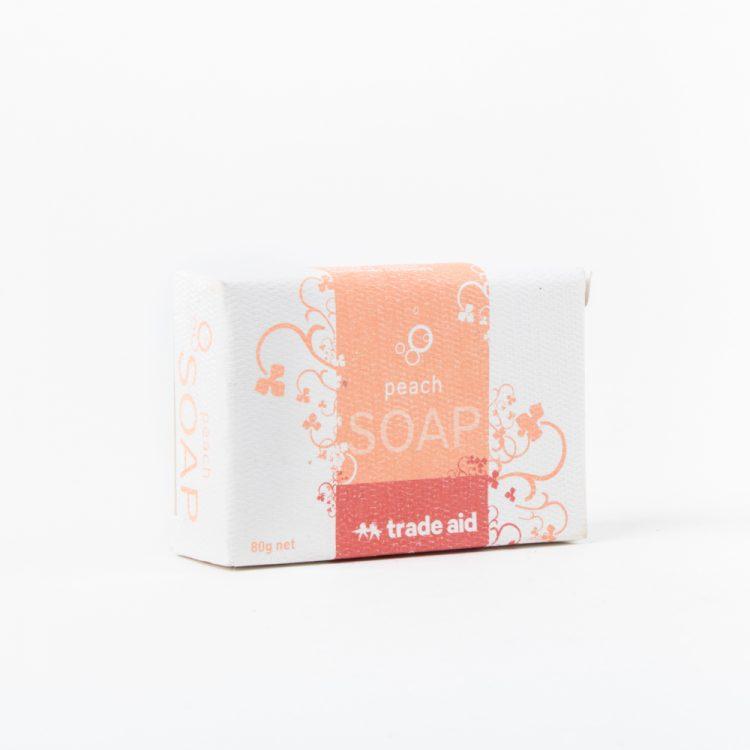 Peach soap | TradeAid