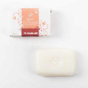 Peach soap | Gallery 2 | TradeAid