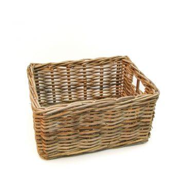 Rectangular rattan baskets (set of two) | Gallery 1 | TradeAid