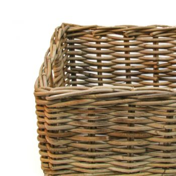 Rectangular rattan baskets (set of two) | Gallery 2 | TradeAid