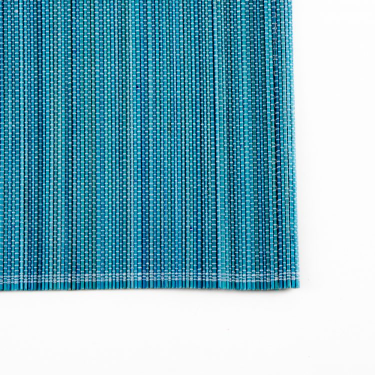 Blue bamboo placemat | Gallery 2 | TradeAid