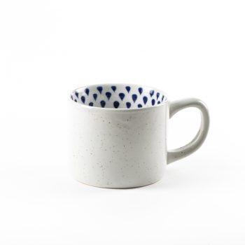 Blue droplet mug | TradeAid