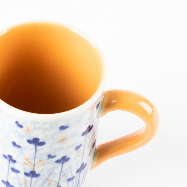 Ditzy marigold mug | Gallery 1 | TradeAid