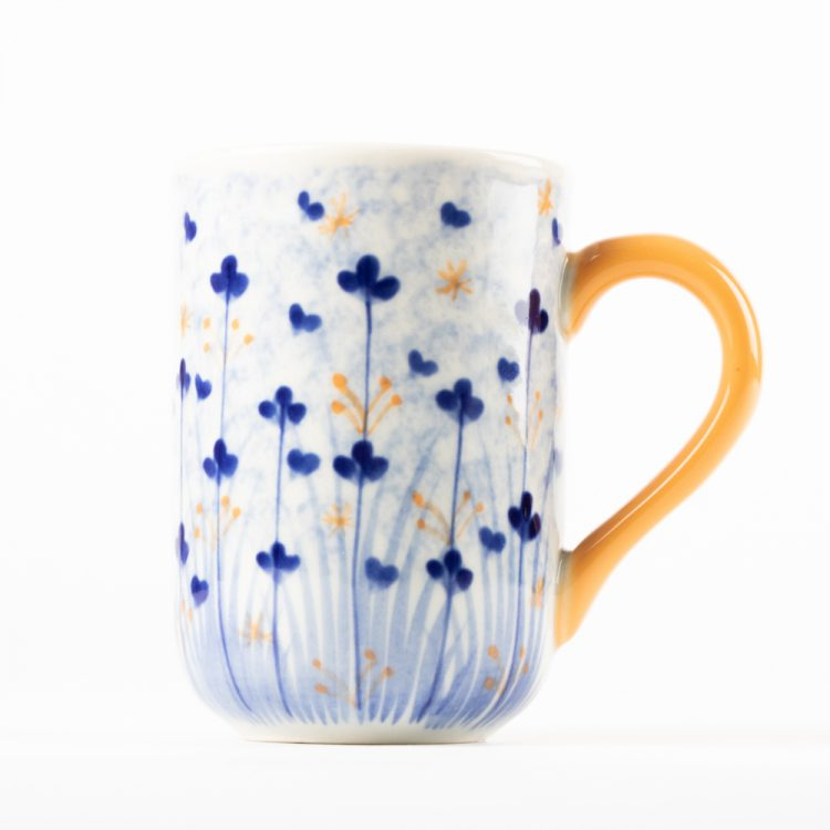 Ditzy marigold mug | TradeAid