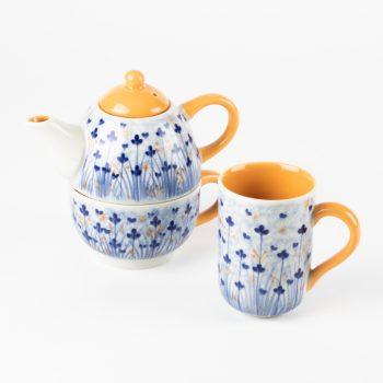 Ditzy marigold mug | Gallery 2 | TradeAid