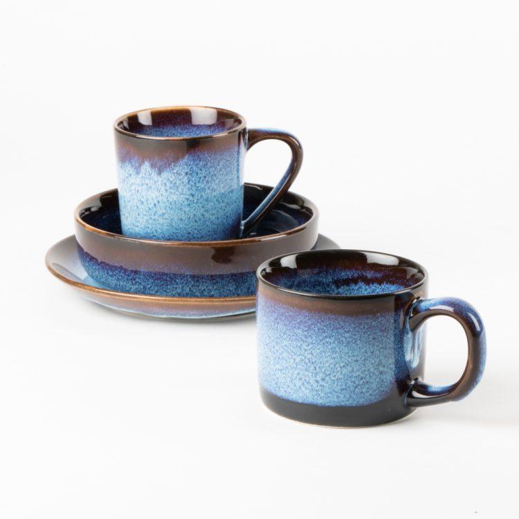 Dark blue wash plate | Gallery 2 | TradeAid