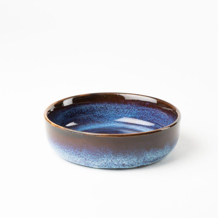 Dark blue wash bowl | TradeAid