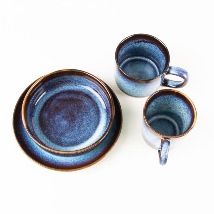 Dark blue wash bowl | Gallery 2 | TradeAid
