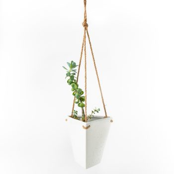 Conical hanging planter | TradeAid