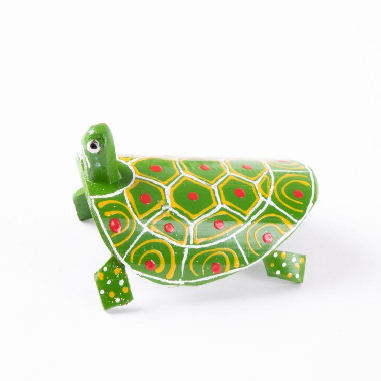 Green bamboo turtle   TradeAid