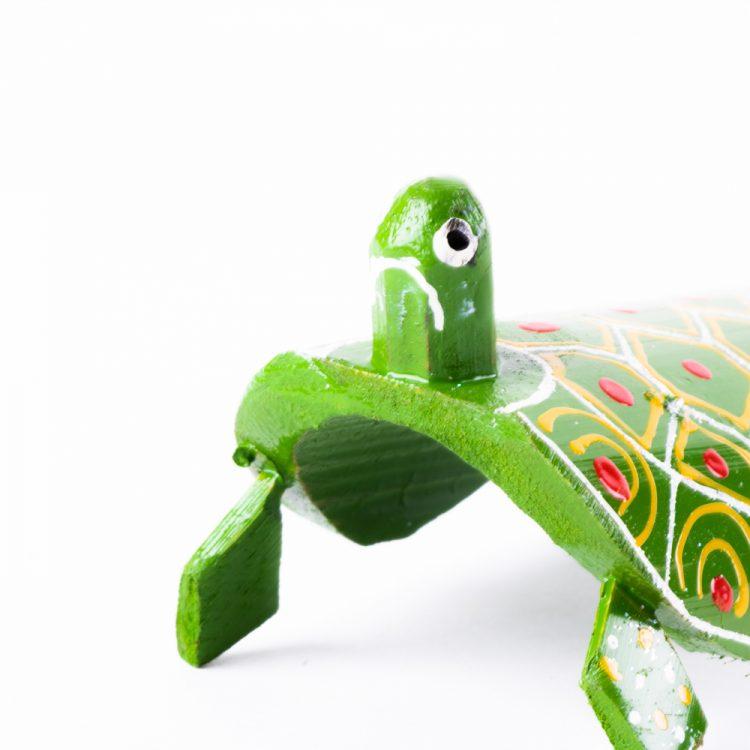 Green bamboo turtle   Gallery 1   TradeAid