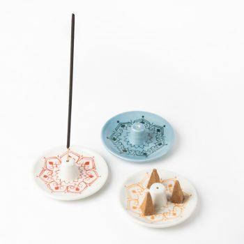 Flower incense holder | TradeAid