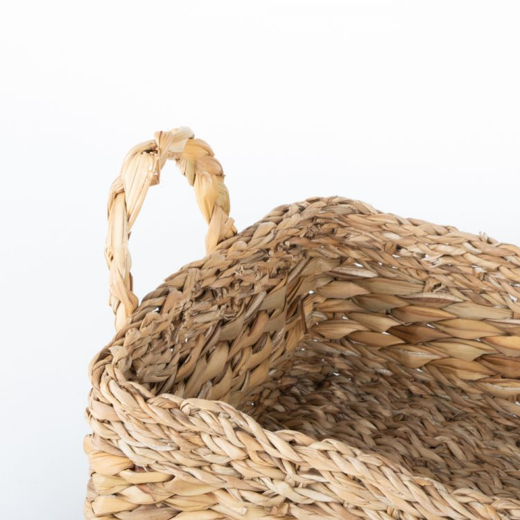 Hogla rope and leaf tray | Gallery 1 | TradeAid