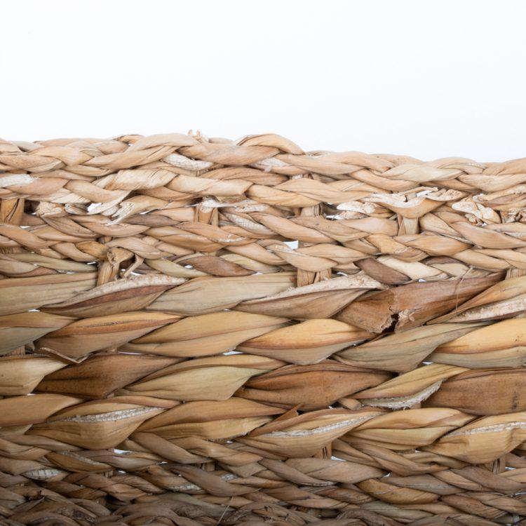 Hogla rope and leaf tray | Gallery 2 | TradeAid