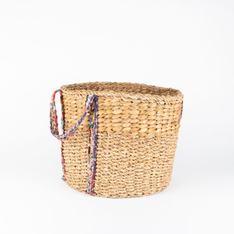 Hogla rope and leaf basket | Gallery 1 | TradeAid
