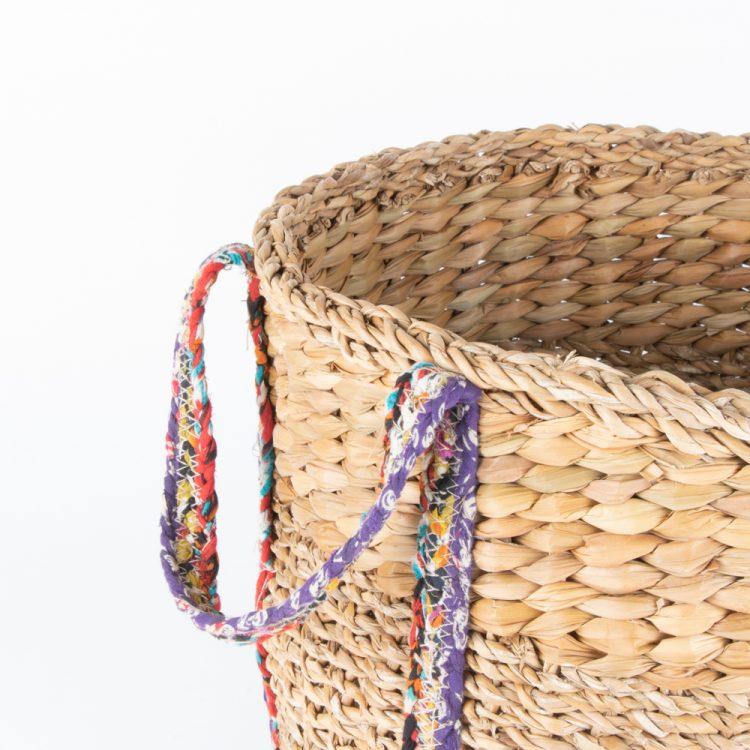 Hogla rope and leaf basket | Gallery 2 | TradeAid