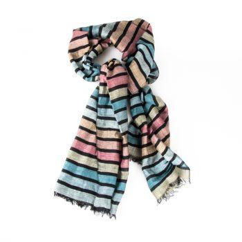 Rainbow scarf | Gallery 1 | TradeAid