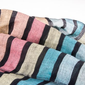 Rainbow scarf | Gallery 2 | TradeAid