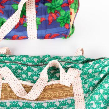 Recycled sari yoga bag | Gallery 2 | TradeAid