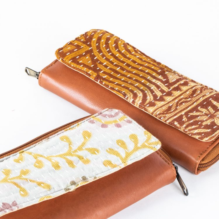Leather wallet | Gallery 1 | TradeAid