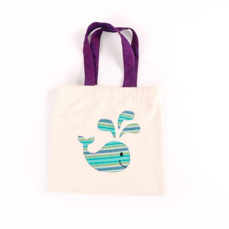 Whale tote bag | TradeAid