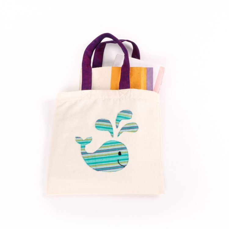 Whale tote bag | Gallery 1 | TradeAid