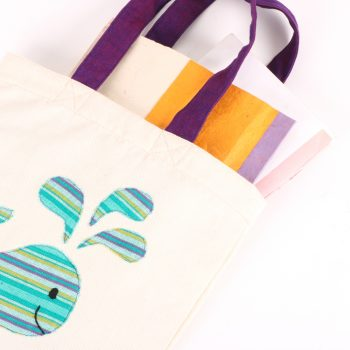 Whale tote bag | Gallery 2 | TradeAid