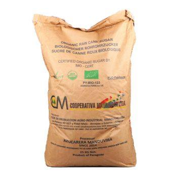 Organic cane sugar 25kg | TradeAid