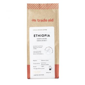 Coffee of the month – ethiopia – ground | TradeAid