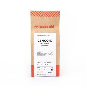 Coffee of the month, cencoic, colombia, ground | TradeAid