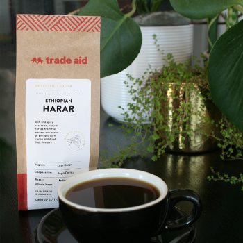 Coffee of the month, harar – beans – limited edition | TradeAid