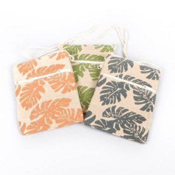 Leaf print shoulder bag | TradeAid