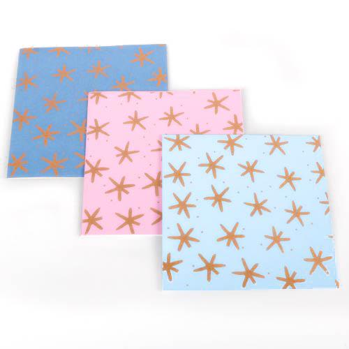 Simple star card | TradeAid