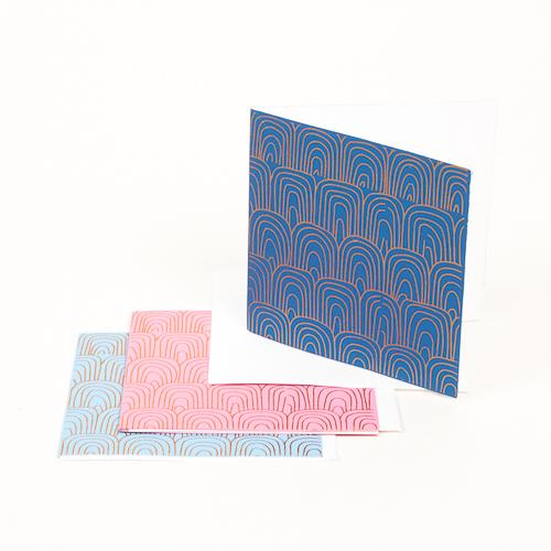 Wave design card | TradeAid